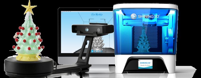 EinScan-SE Powerful Desktop 3D Scanner | EinScan