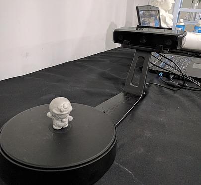 Printing a customized pen holder with a 3D Desktop Scanner | Einscan