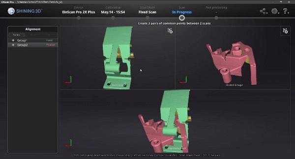 EXScan Pro V3.2