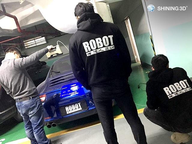 Digital Vehicle Customizations