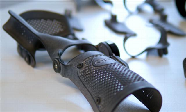 Custom Orthotics Through 3D Scanning