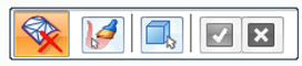 Upgraded UI in Delete Mesh Command