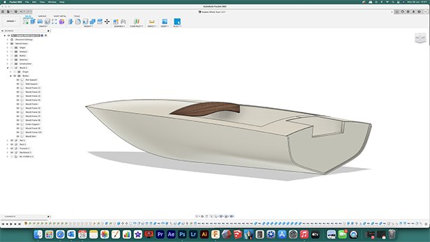 Drawing in Fusion 360