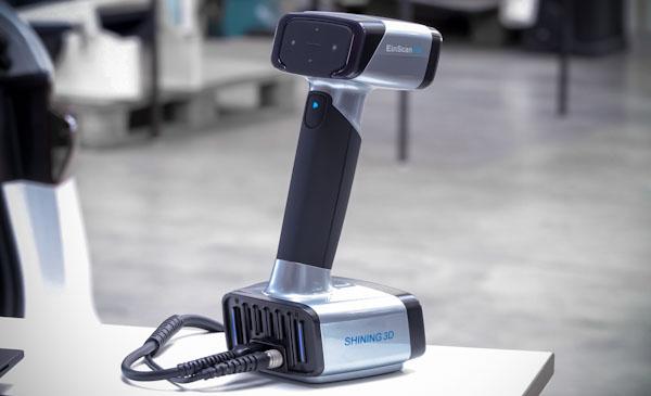 EinScan HX Hybrid Light Handheld 3D Scanner